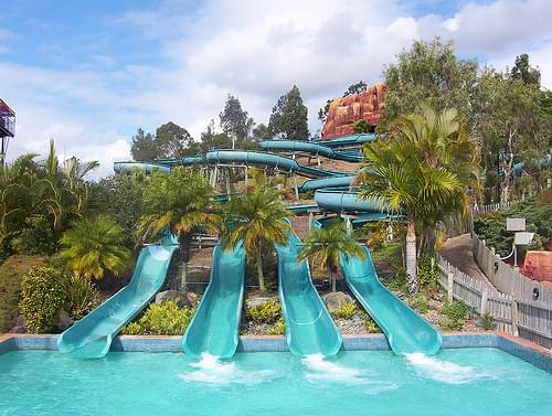 Wet n Wild Waterslides