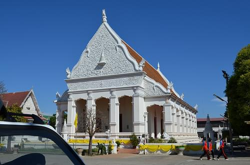 Buddhist Temple in Ubon Ratchathani