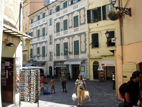 Old Town, San Remo