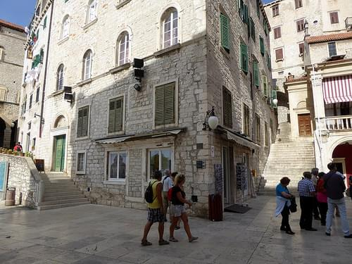 Historic Center, Sibenik