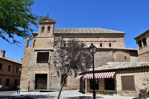 Synagogue of El Transito, ca. 1356, Toledo (4)