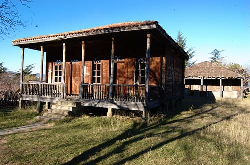 The Giorgi Chitaia Open Air Museum of Ethnography