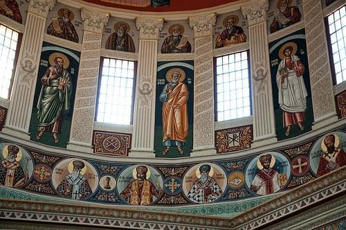 Buna Vestire Cathedral, Lens Nikon 16-85mm f-3.5-5.6G ED VR DX AF-S Nikkor, Neumarkt am Mieresch, Romania, Targu Mures, Târgu Mureș, Transylvania-2.jpg