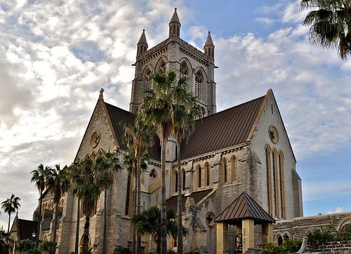 Caen in Bermuda (1) (Bermuda Cathedral)