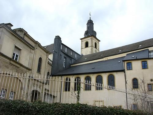 Saint Michael's Church, Luxembourg City