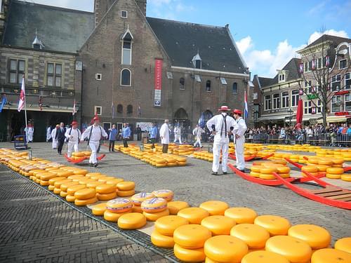 Kaasmarkt - Waagplein, Alkmar