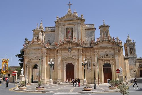 Church of St Paul, Rabat