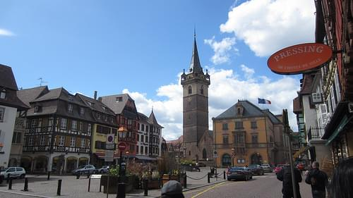 2013-04-13 Vielle-Ville of Obernai, France