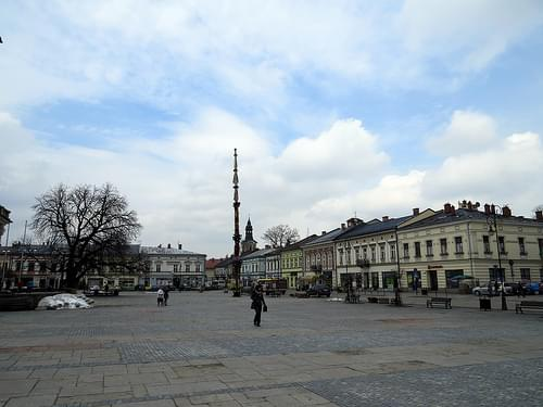 Historic Center, Nowy Sacz