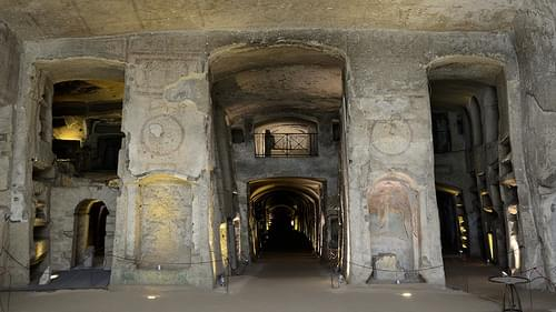 Catacombs of San Gennaro, Naples