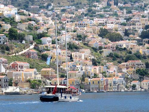 CAIQUE ARSLAN 7 GRECE-TURQUIE