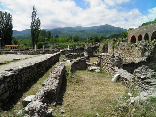 Heraclea Lyncestis, Republic of Macedonia