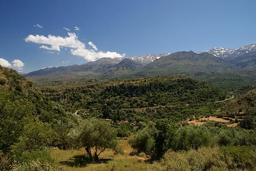 White Mountains - Λευκά Όρη