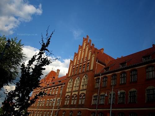 Torun University Building