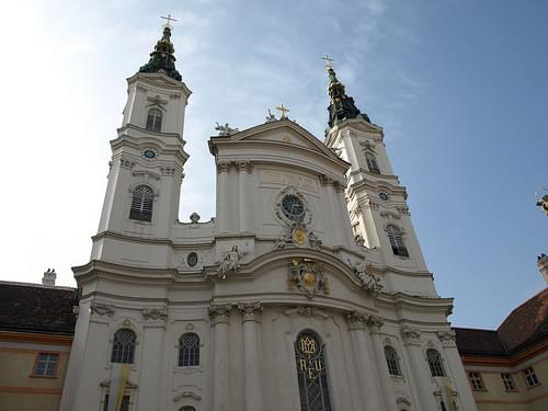 Vienna church