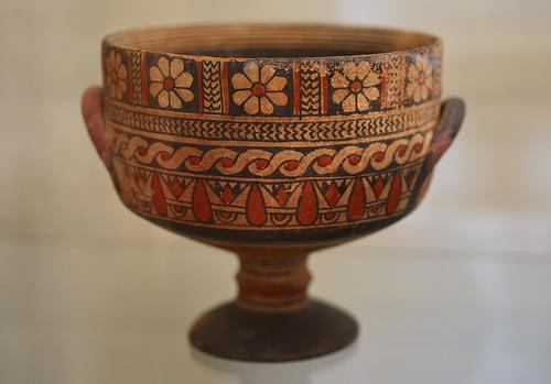 Cypriot bichrome ware