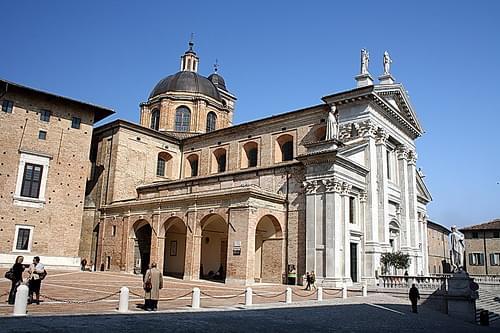 Urbino. Duomo