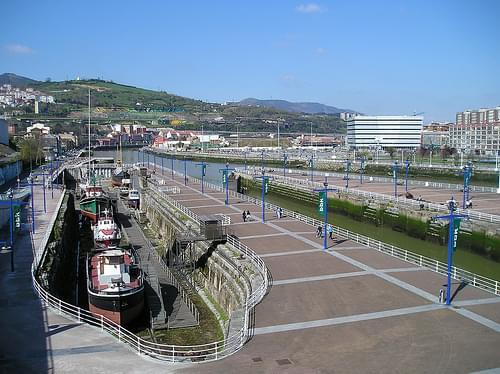 Bilbao, museo marítimo