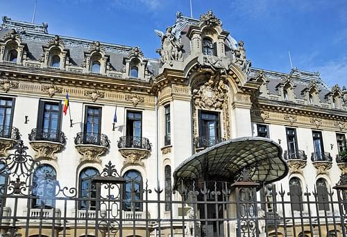 Cantacuzino Palace, Bucharest