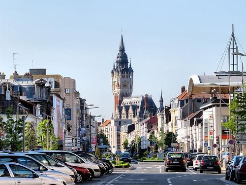 Calais - Centre ville