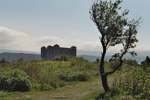 Senj castle 2004