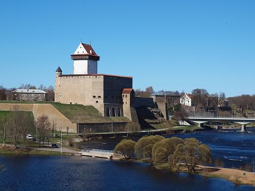 Hermann Castle, Narva