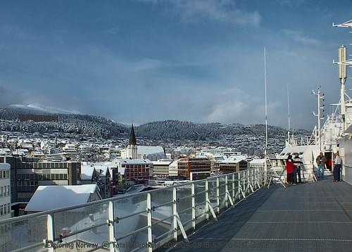 Molde from MS Finnmarken