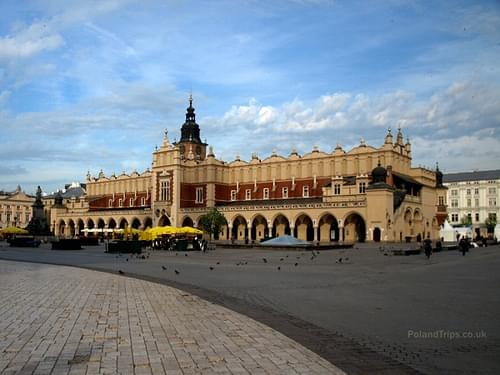 Sukiennice Cloth Hall Krakow