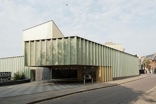 Nottingham Contemporary, Nottingham