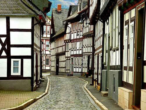 Streets of Goslar