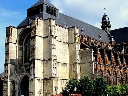 Collégiale Saint-Sulpice - Diest