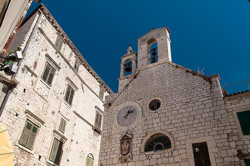 St. Barbara Church, Sibenik
