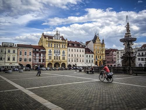 Historic Center, Ceske Budejovice