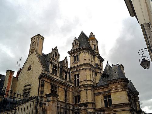 Logis Pincé. Musée. Angers