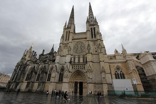 Cathedral of St. Andre, Bordeaux