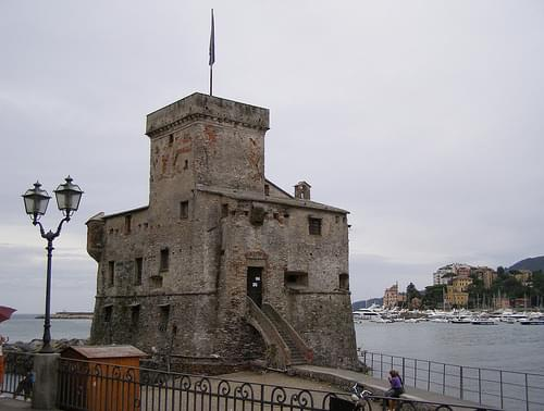 The Old Castle on the Sea, Rapallo