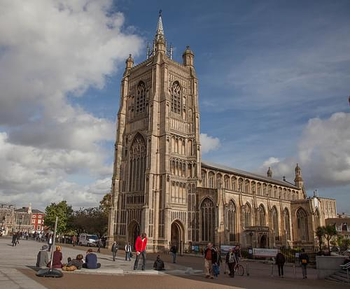 St Peter Mancroft church