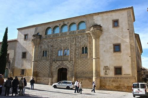 Jabalquinto Palace / Palacio de Jabalquinto, Baeza