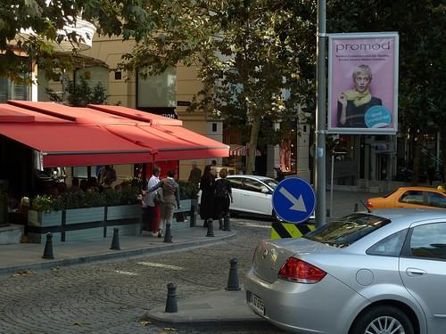 Nisantasi, Istanbul