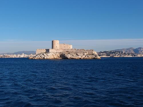 Chateau d'If @ Marseille