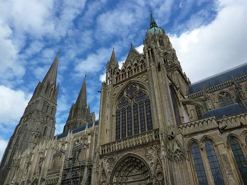 Notre Dame Cathedral, Bayeux
