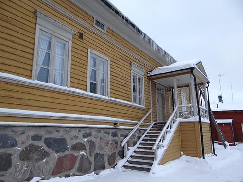 J.L. Runenberg's Home