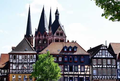 Historic Center, Gelnhausen