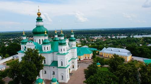 Cave Monastery, Chernihiv, Ukraine