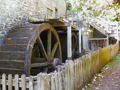 Water Mill, Dunster