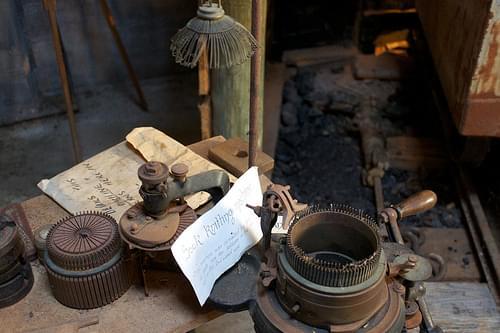 Ohura. Prison, Museum.