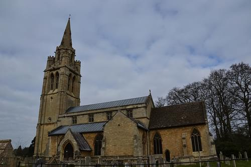St. Peter and St. Paul, Exton.