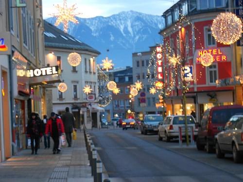 Villach Austria center