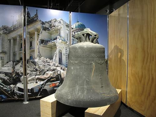 Quake City exhibition