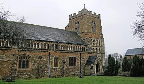 St Peter's Church - Northampton.